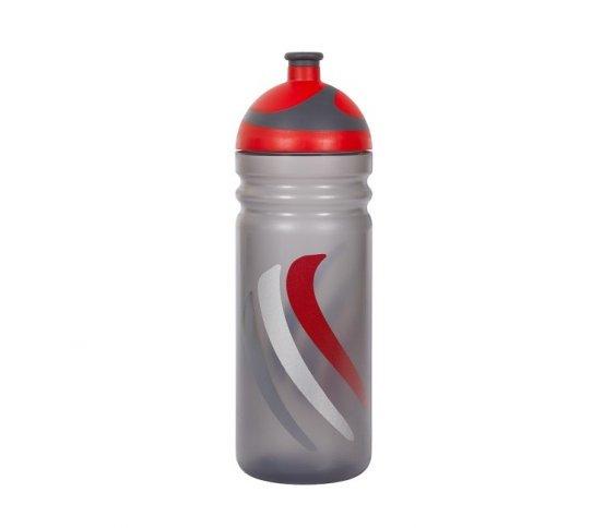 Zdravá lahev Bike 2K19 - červená 0,7l R&B Mědílek + špuntík zdarma